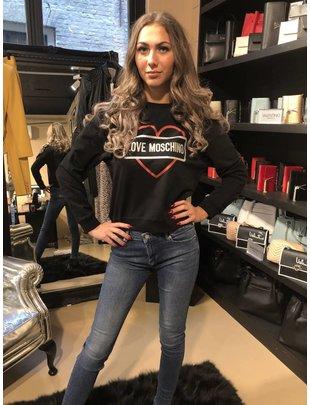 Love Moschino Love Moschino sweater black