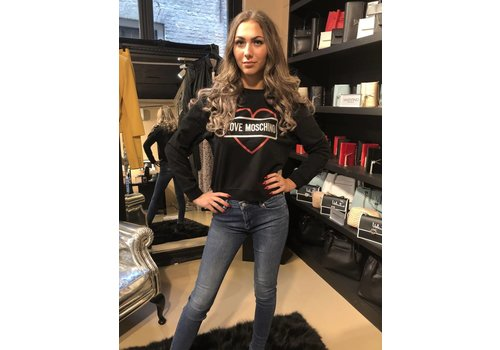 Love Moschino Love Moschino sweater black