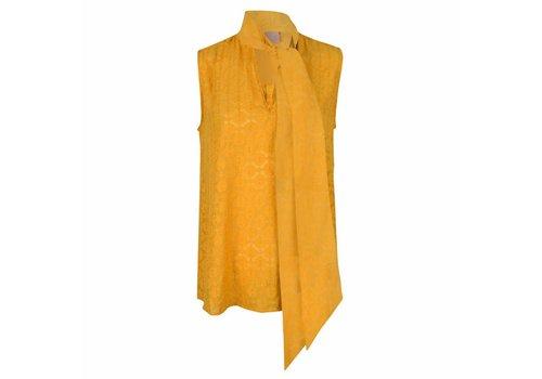 Josh V Josh V blouse Cassidy dark gold
