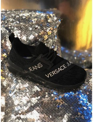 Versace jeans Versace jeans sneaker black & white