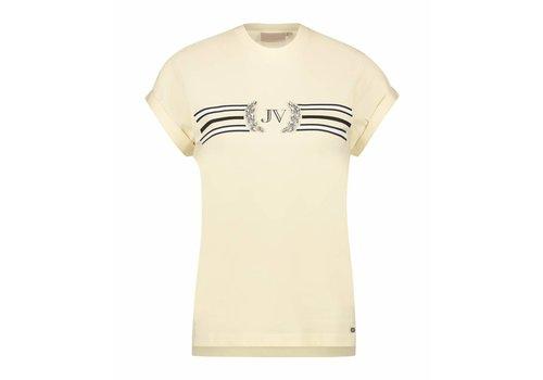 Josh V Josh V T-shirt Dora jewel Daisy yellow