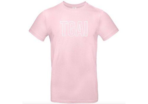 The girl and ibiza TGAI line roze