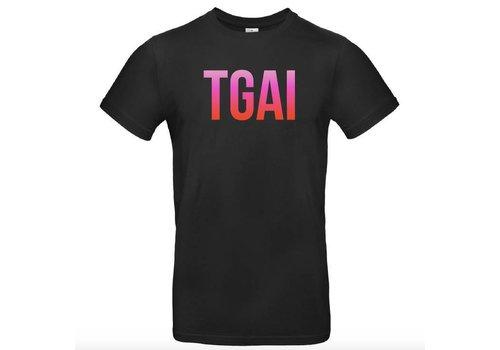 The girl and ibiza TGAI line rainbow