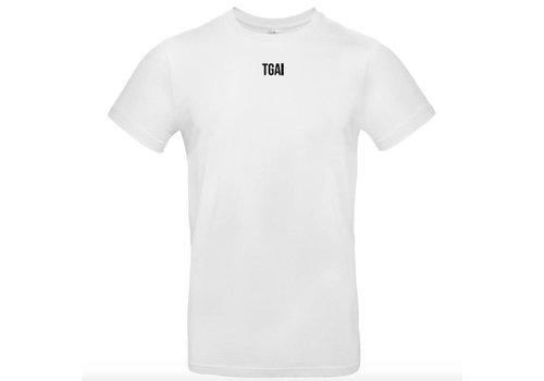 The girl and ibiza TGAI T-shirt brand mini wit
