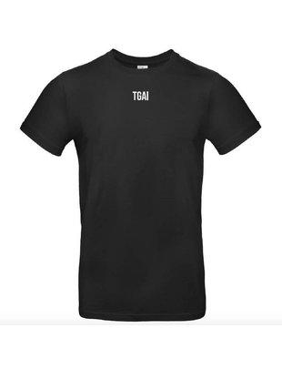 The girl and ibiza TGAI T-shirt brand mini black