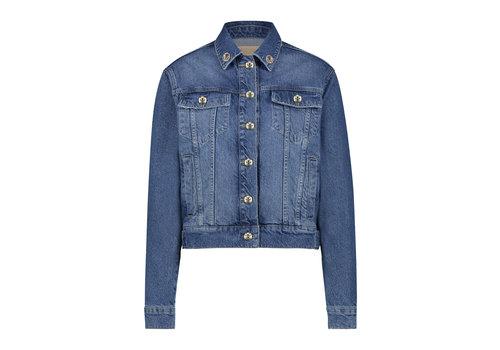 Josh V Josh V  jeans jacket Brenda mid blue denim