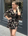 Chic Trash CHIC TRASH jurk Anouk zwart