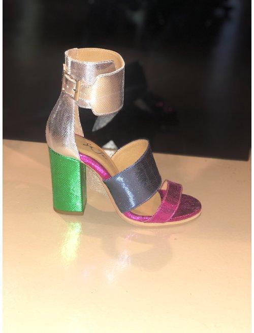 So Jamie SO JAMIE high heel multi colour