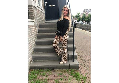 CHIC TRASH  flair  leopard