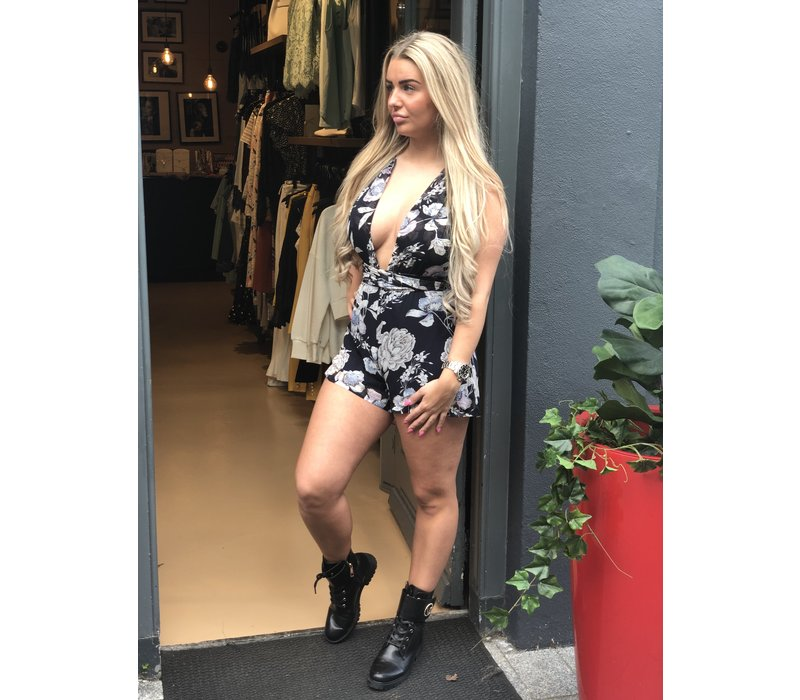 CHIC TRASH PLAY SUIT DONNA