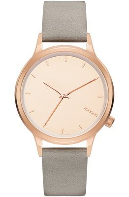 Komono Lexi Mirror - Rose Gold Grey