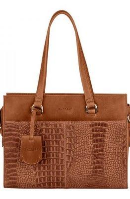 Burkely About Ally - Handbag S - Bruin/Cognac