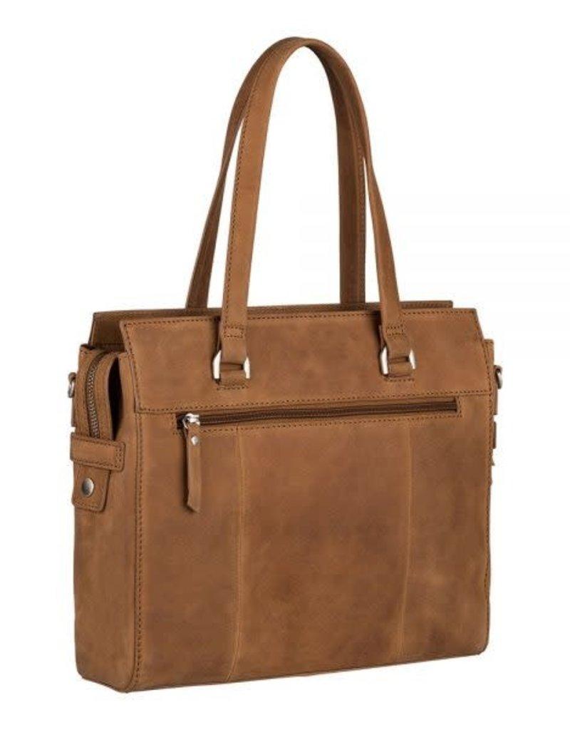 Burkely About Ally - Handbag S - Cognac