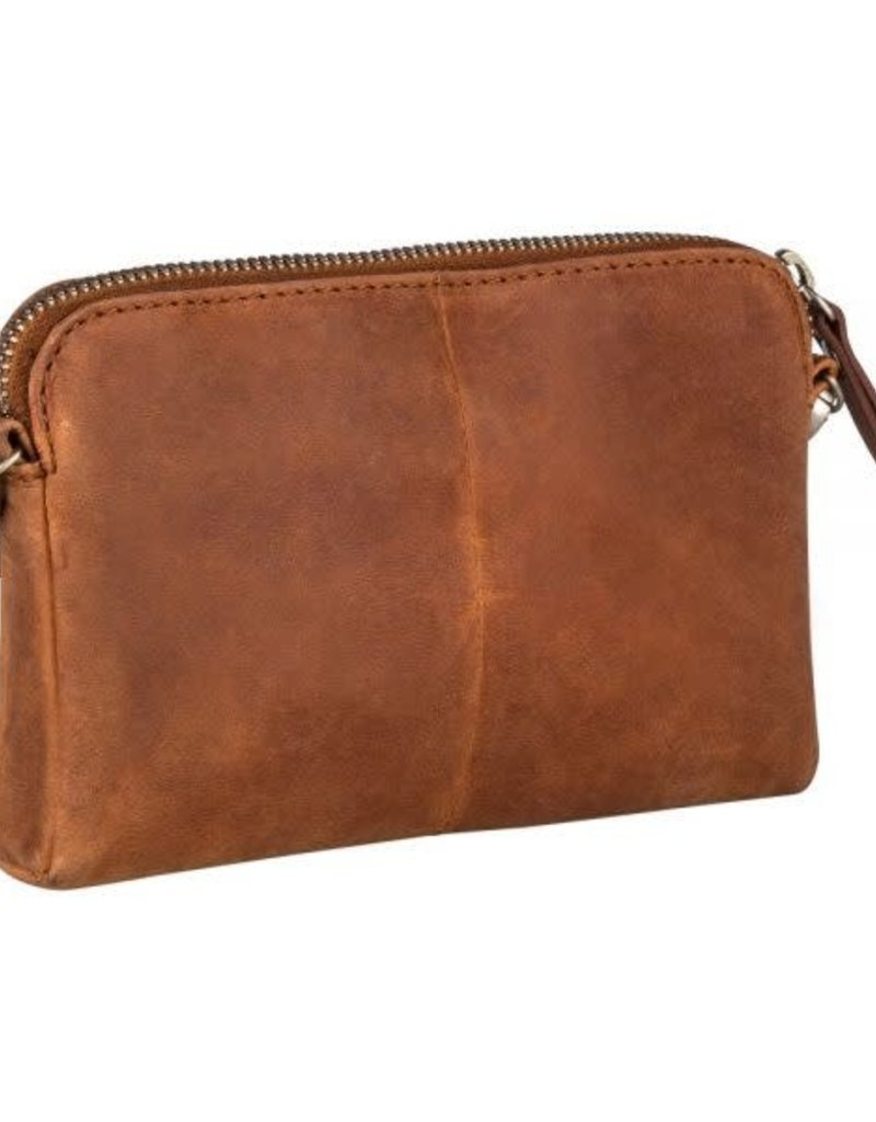 Burkely About Ally - Minibag - Bruin/cognac