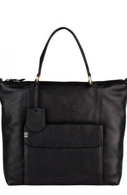 Burkely Craft Caily - Hobo Shopper - Zwart