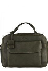 Burkely Craft Caily - Citybag - Groen