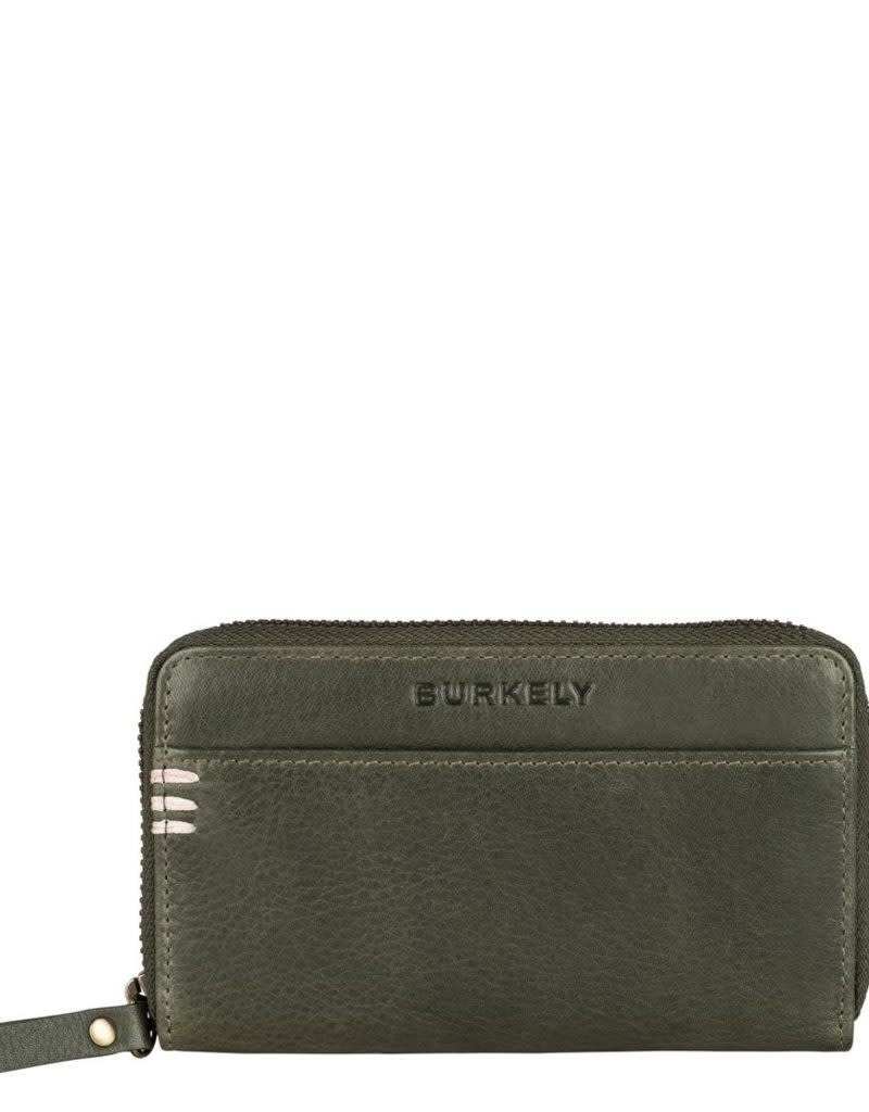 Burkely Craft Caily - Wallet - Groen