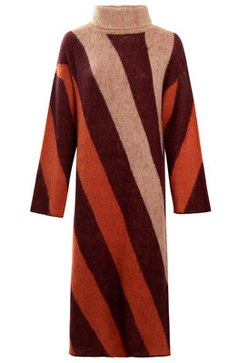 Native Youth Victoria Wool Dress