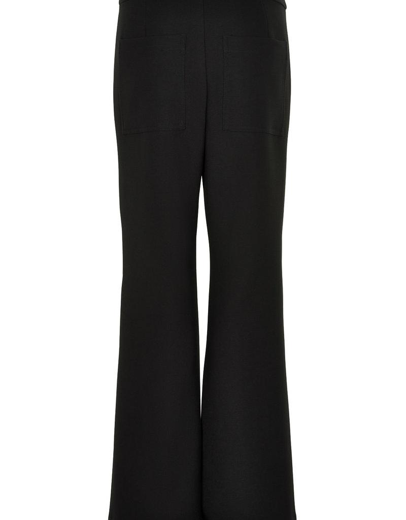 AndLess Chaima Pants - Zwart