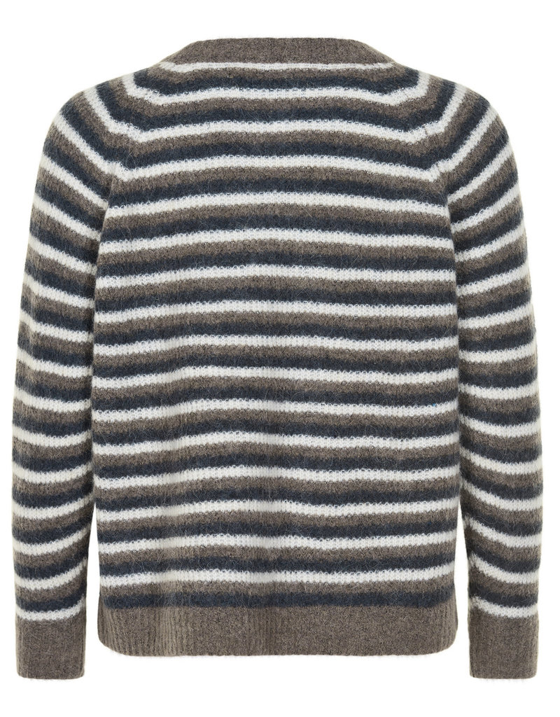 AndLess Bambina Pullover - Stripes