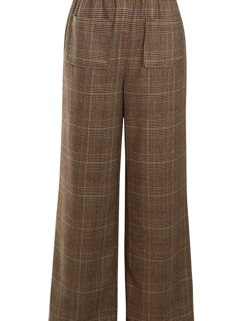 Native Youth Laura Wide Leg Pants