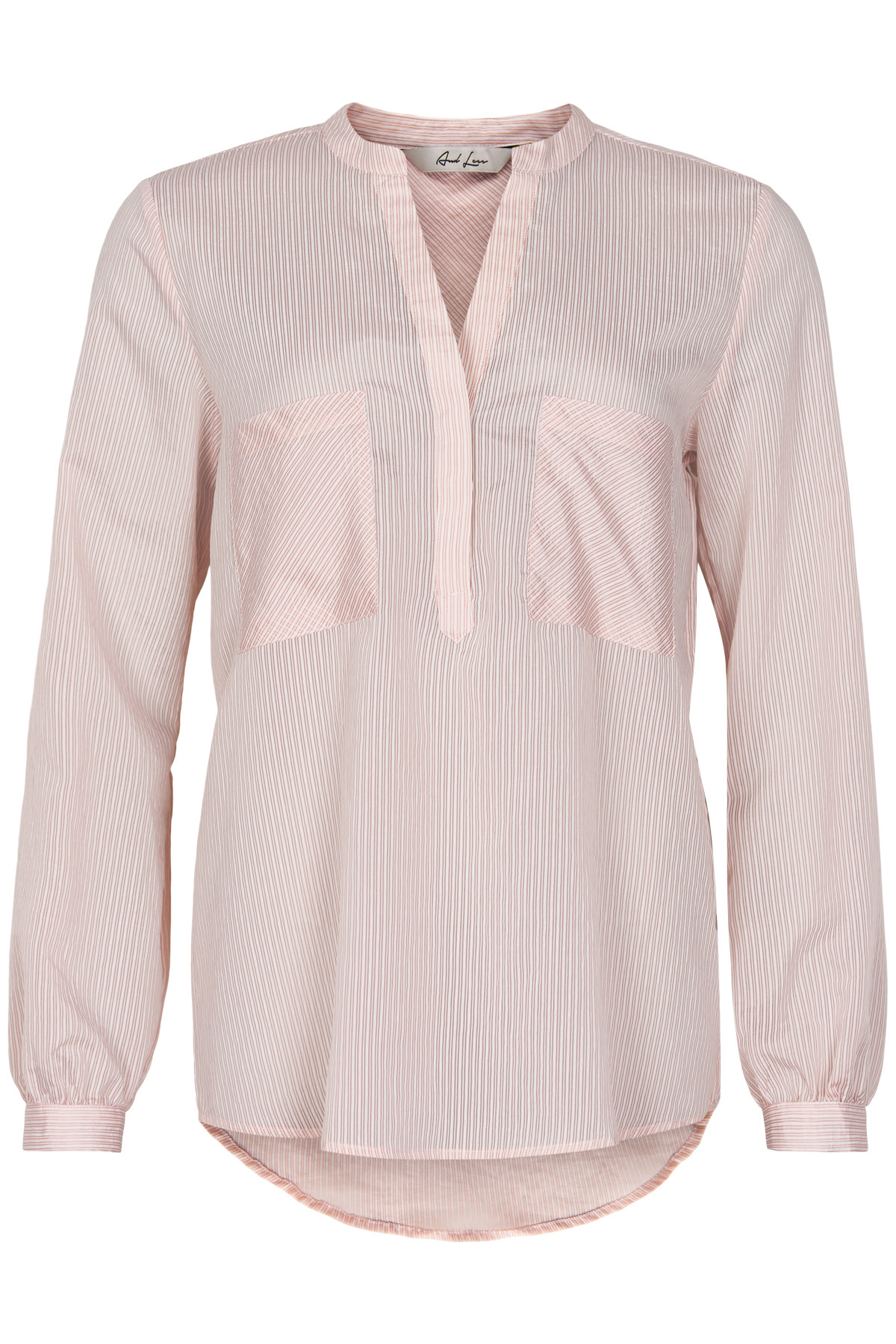 AndLess Orieaa blouse - Rose