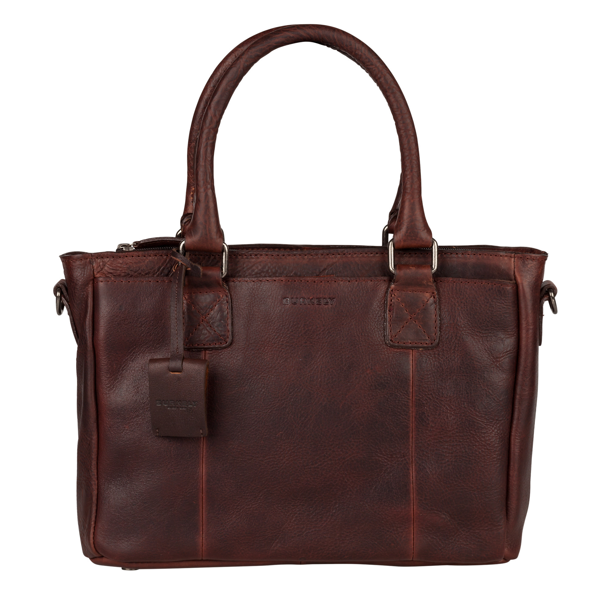 Burkely Antique Avery Handbag S - Bruin