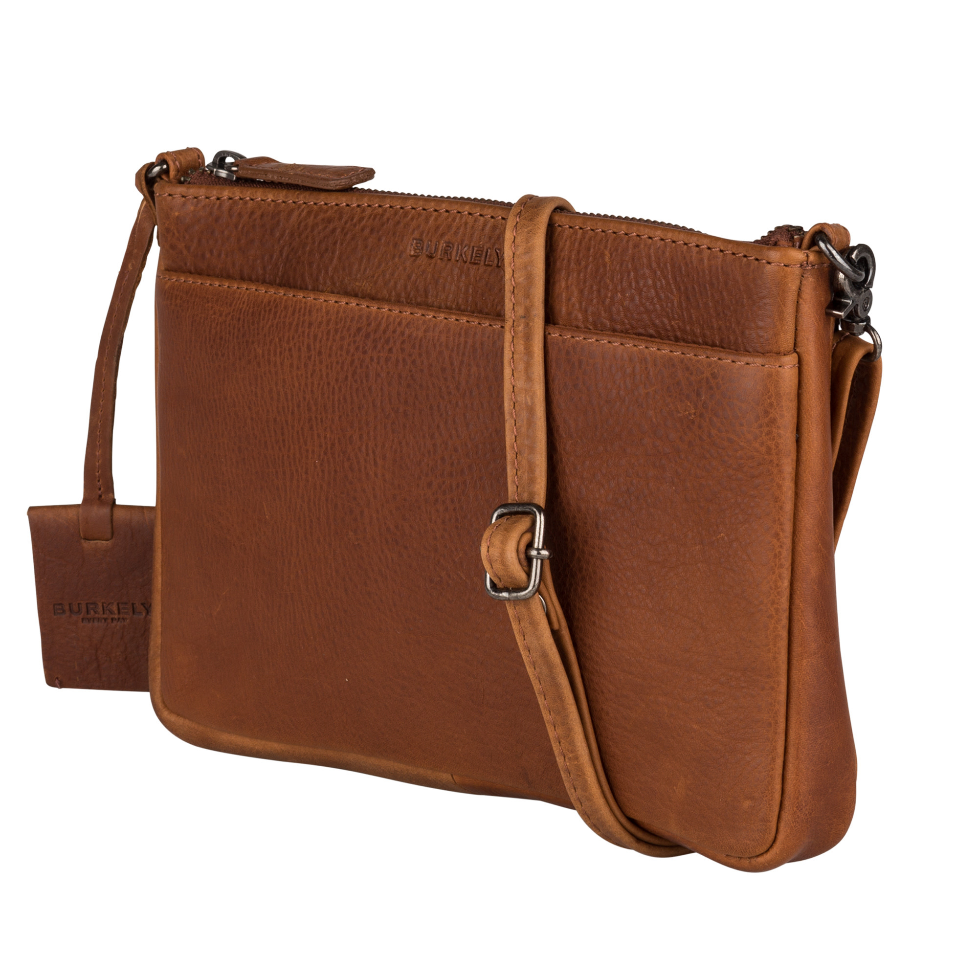 Burkely Antique Avery -  X over - Cognac