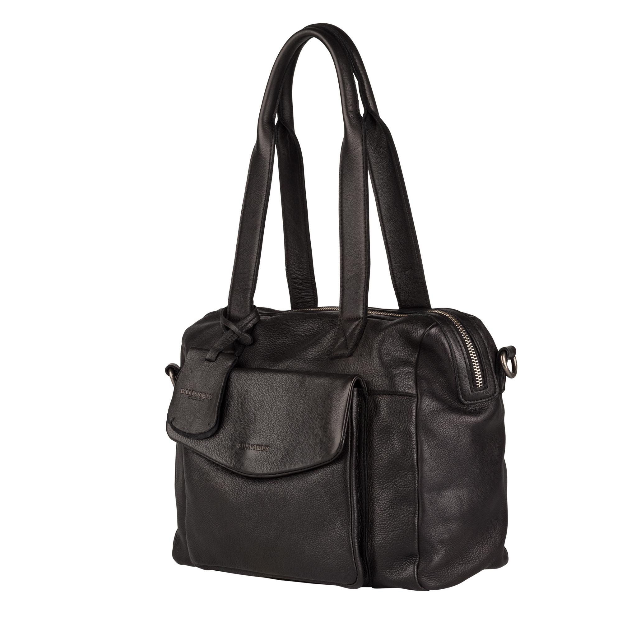 Burkely Just Jackie - Handbag S - Zwart