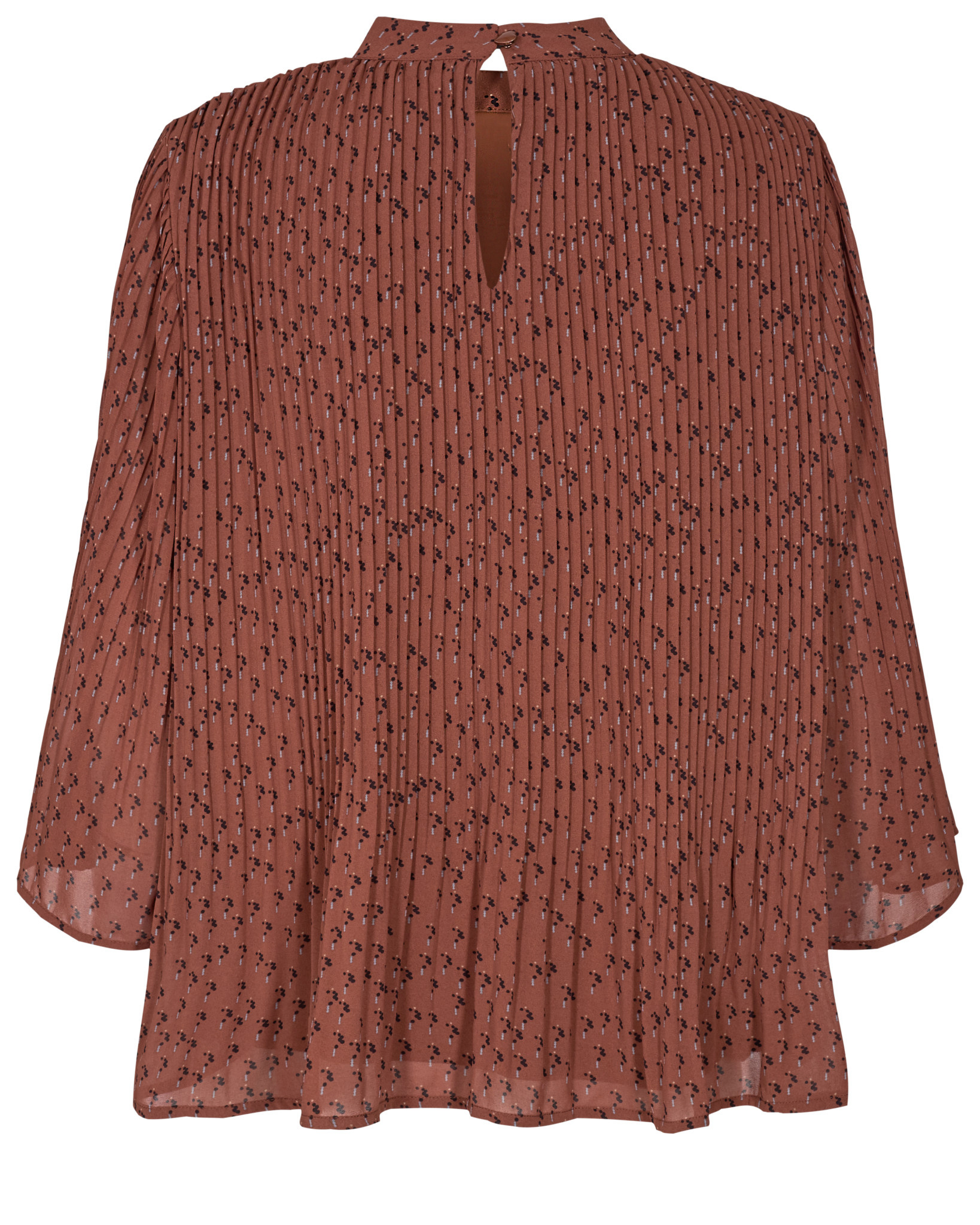 Nümph Bambalina blouse - Roest