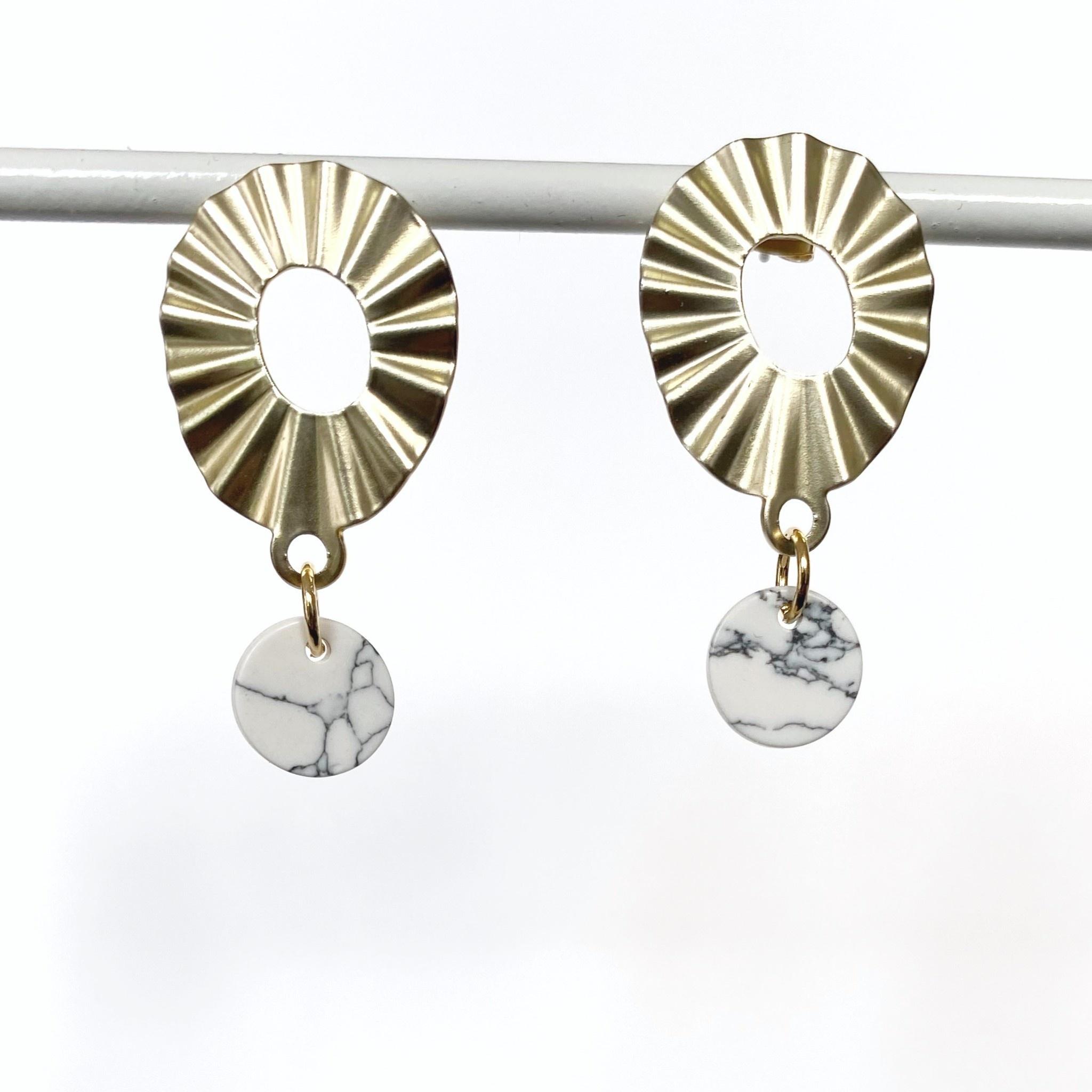 NAO Jewels O-Koper-Marmerwit001