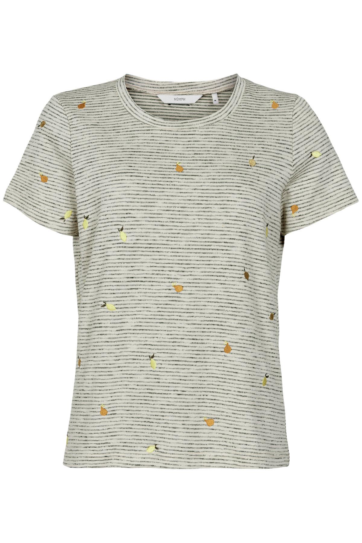 Nümph Brealyn T-shirt - Olijf