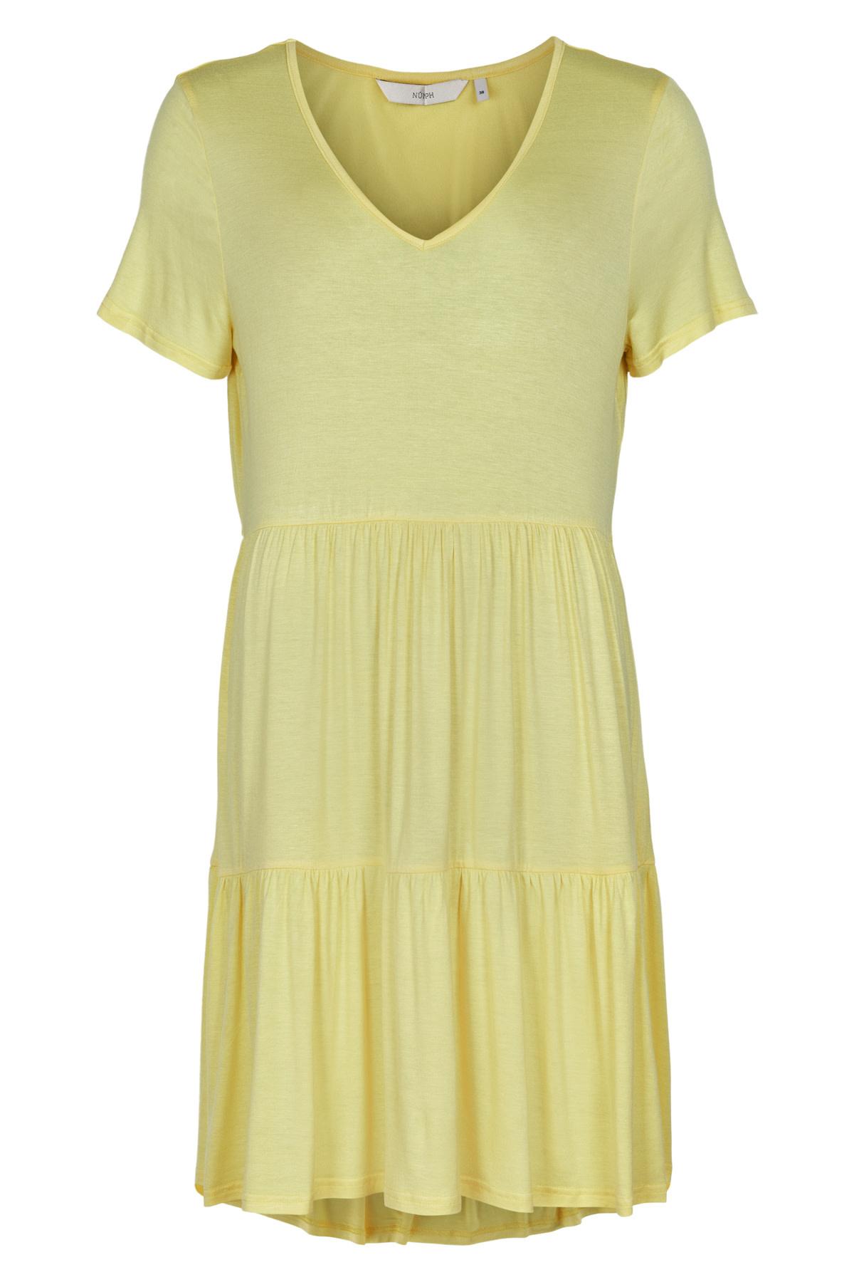 Nümph Math Dress - Geel