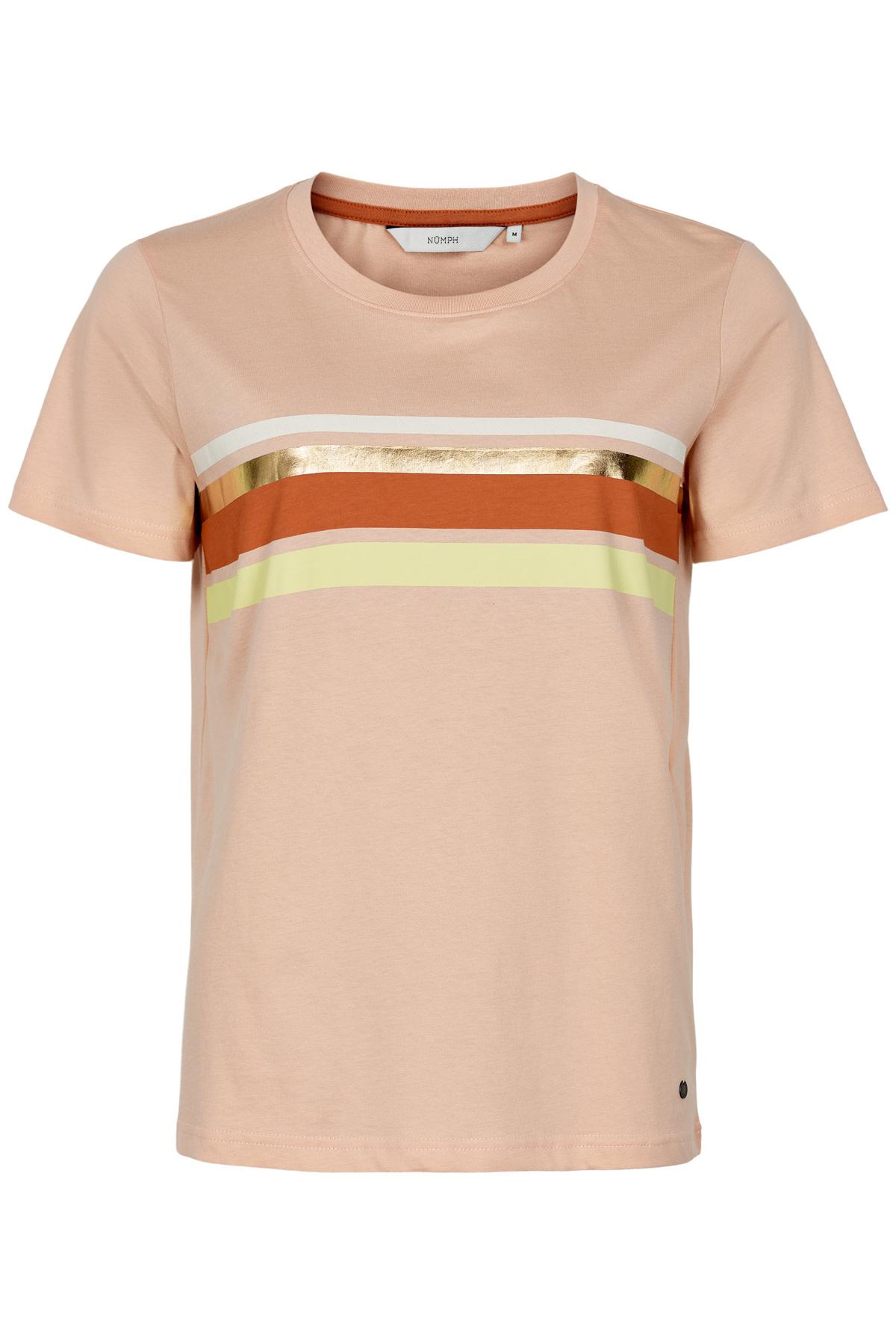 Nümph Bryce T-shirt - Rose