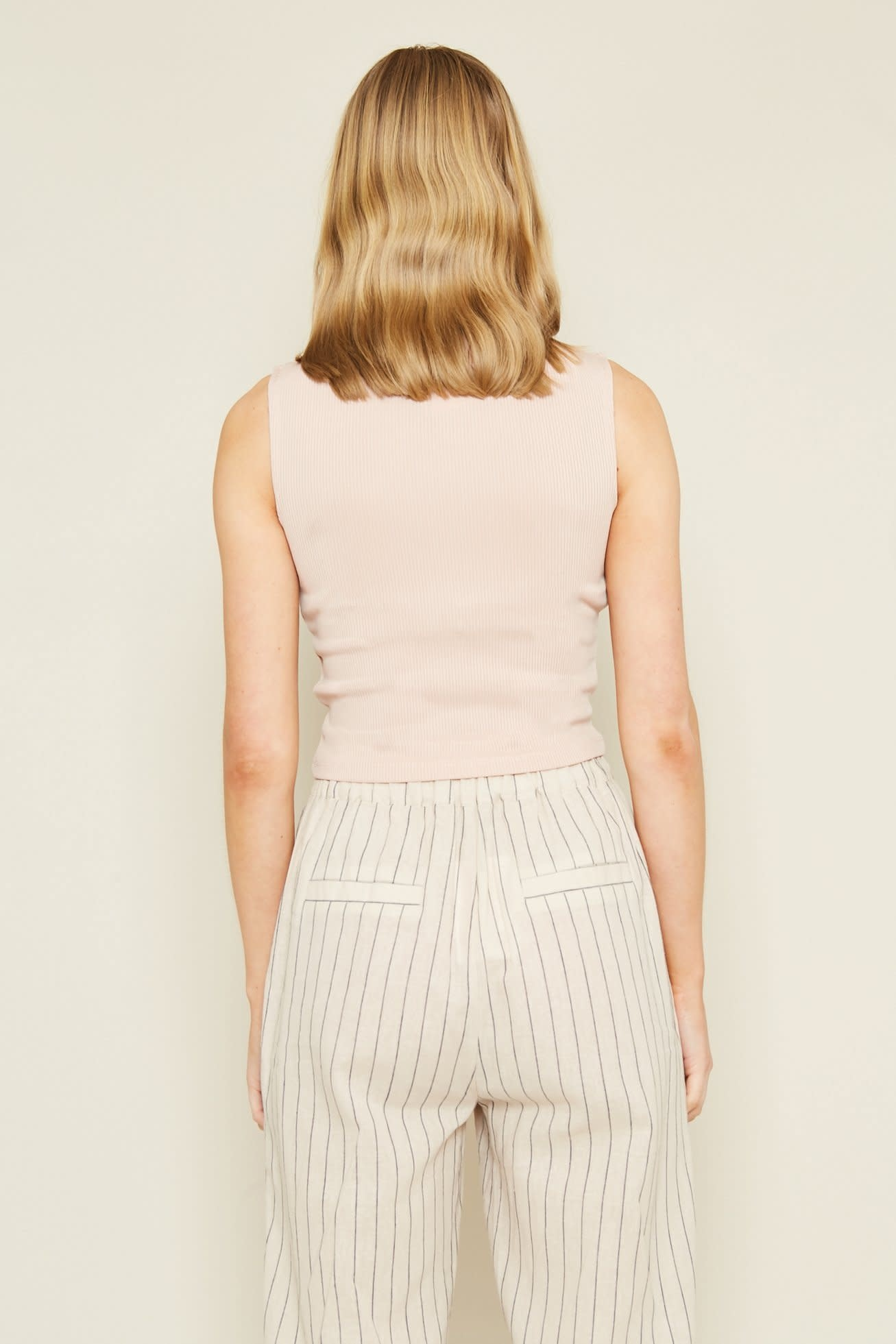 Native Youth Eliza Top - Rose
