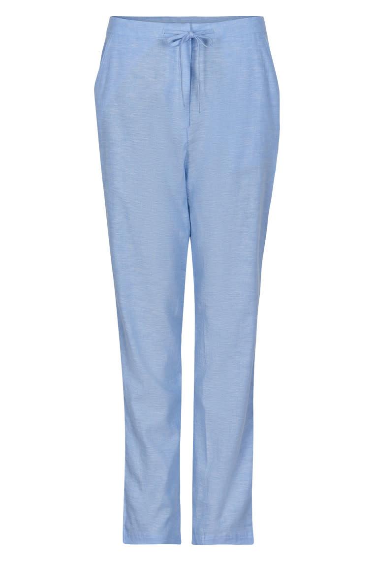 Nümph Boheme pants - Blauw