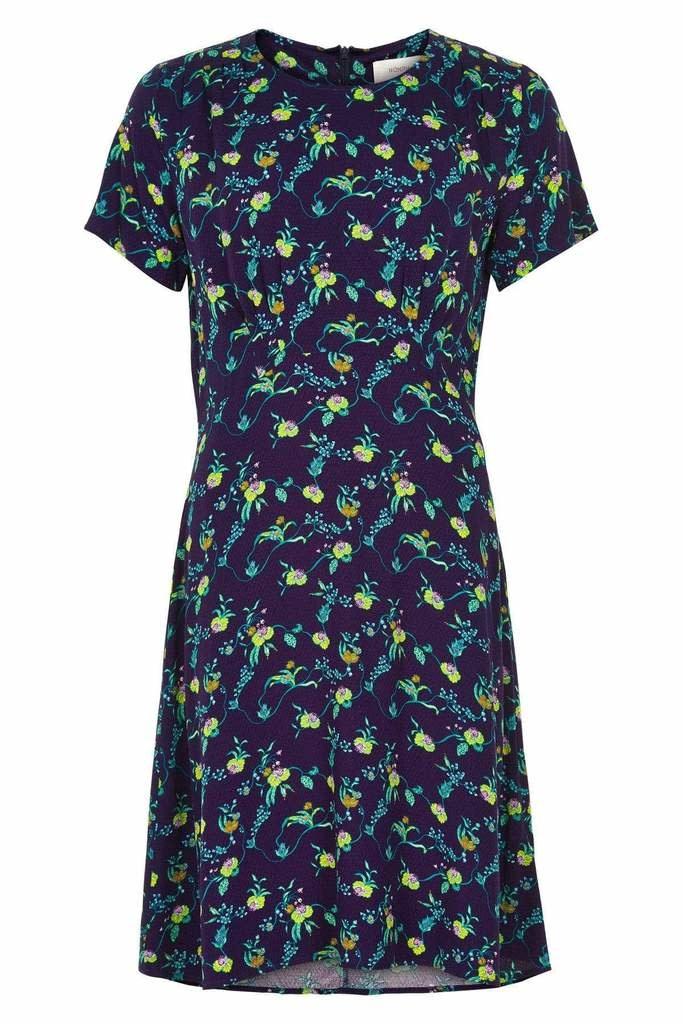 Nümph Anoma Dress - Eve Bleu - sp19