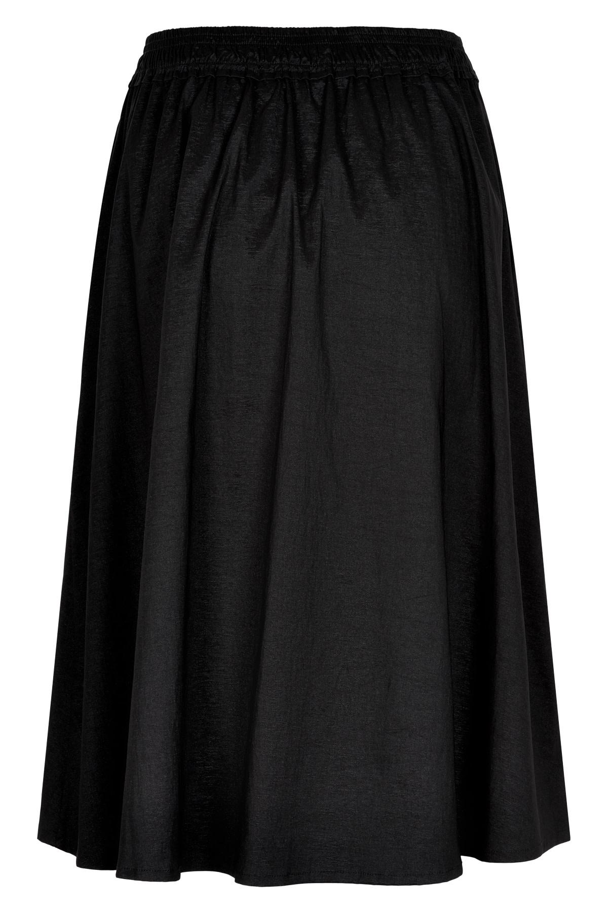 AndLess Hansine Skirt - Zwart