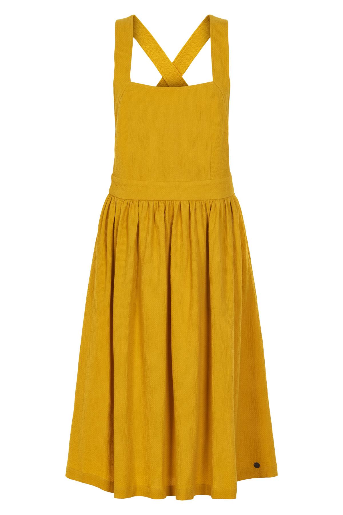Nümph Kinley Dress - Oker