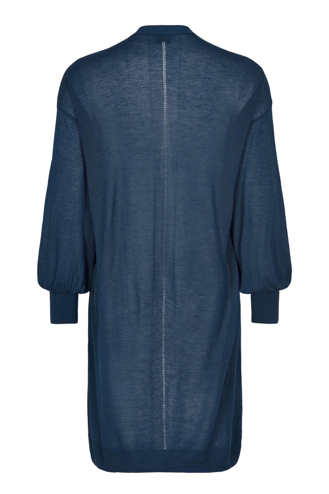 Nümph Azaria Cardigan - Blauw