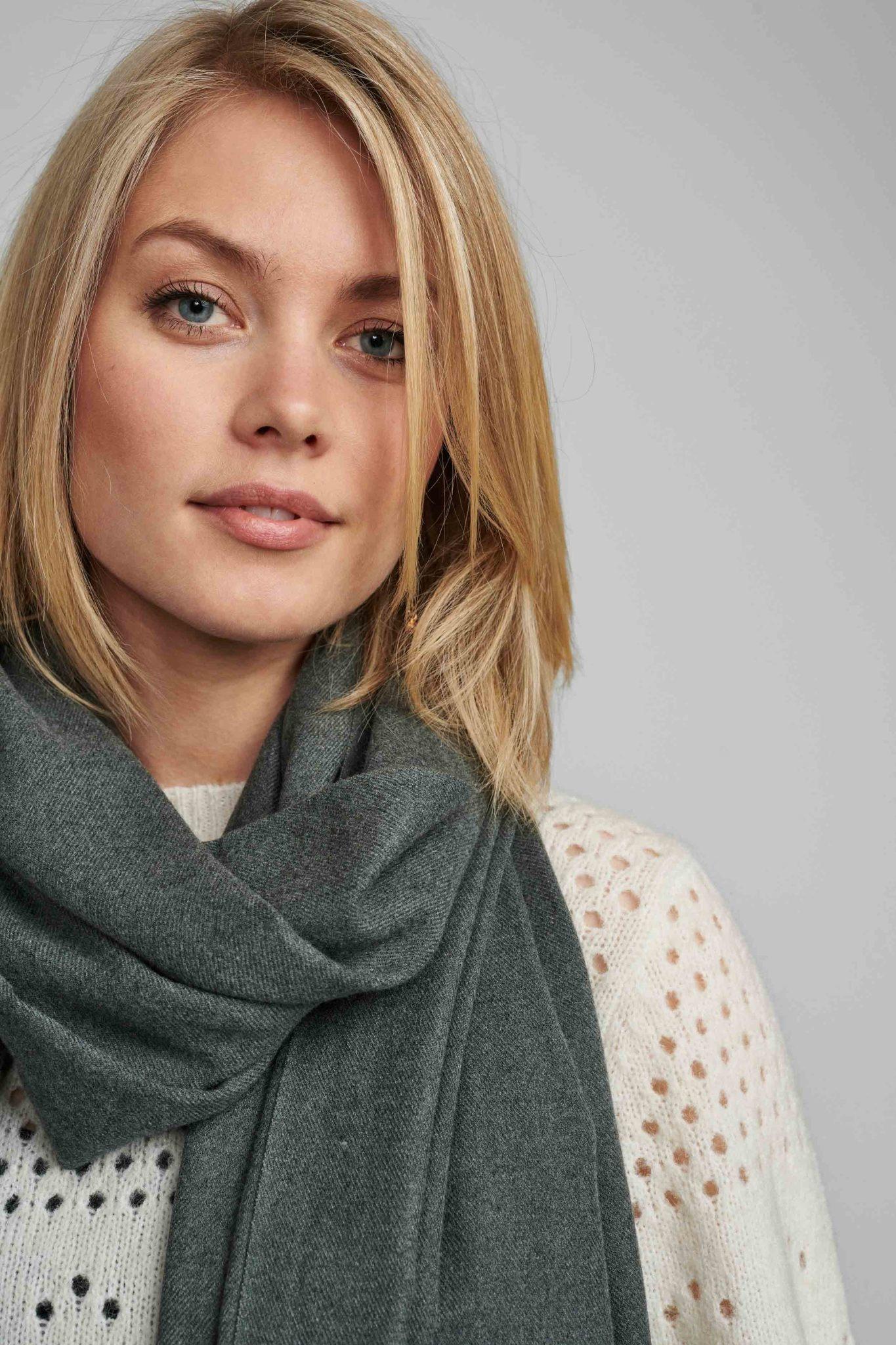 Nümph Brylee marian scarf - Grijs