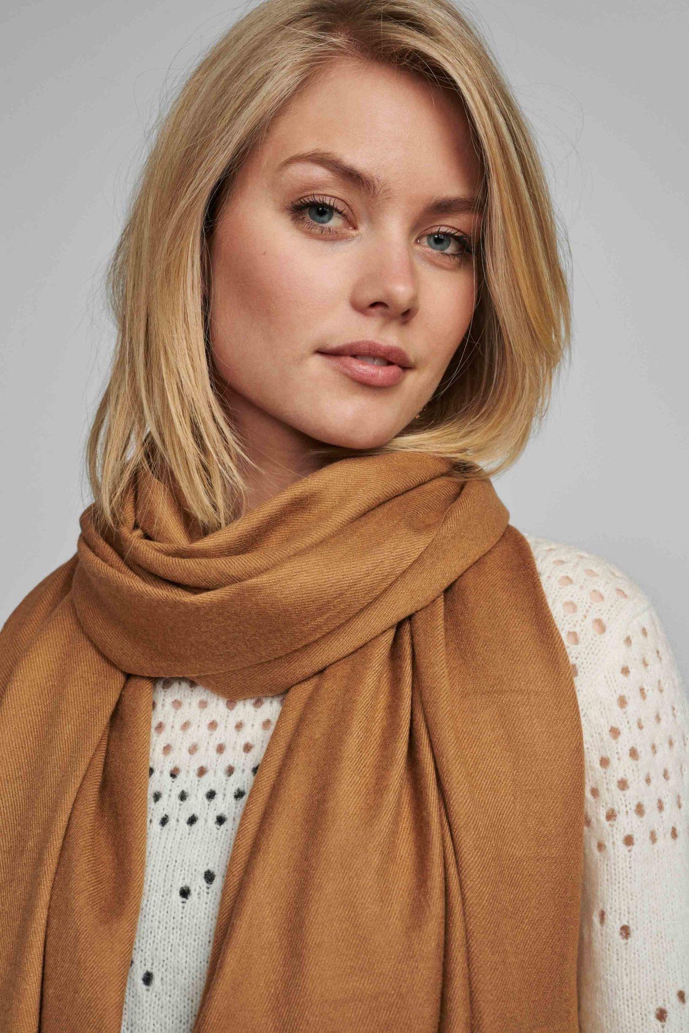 Nümph Brylee marian scarf - Beige
