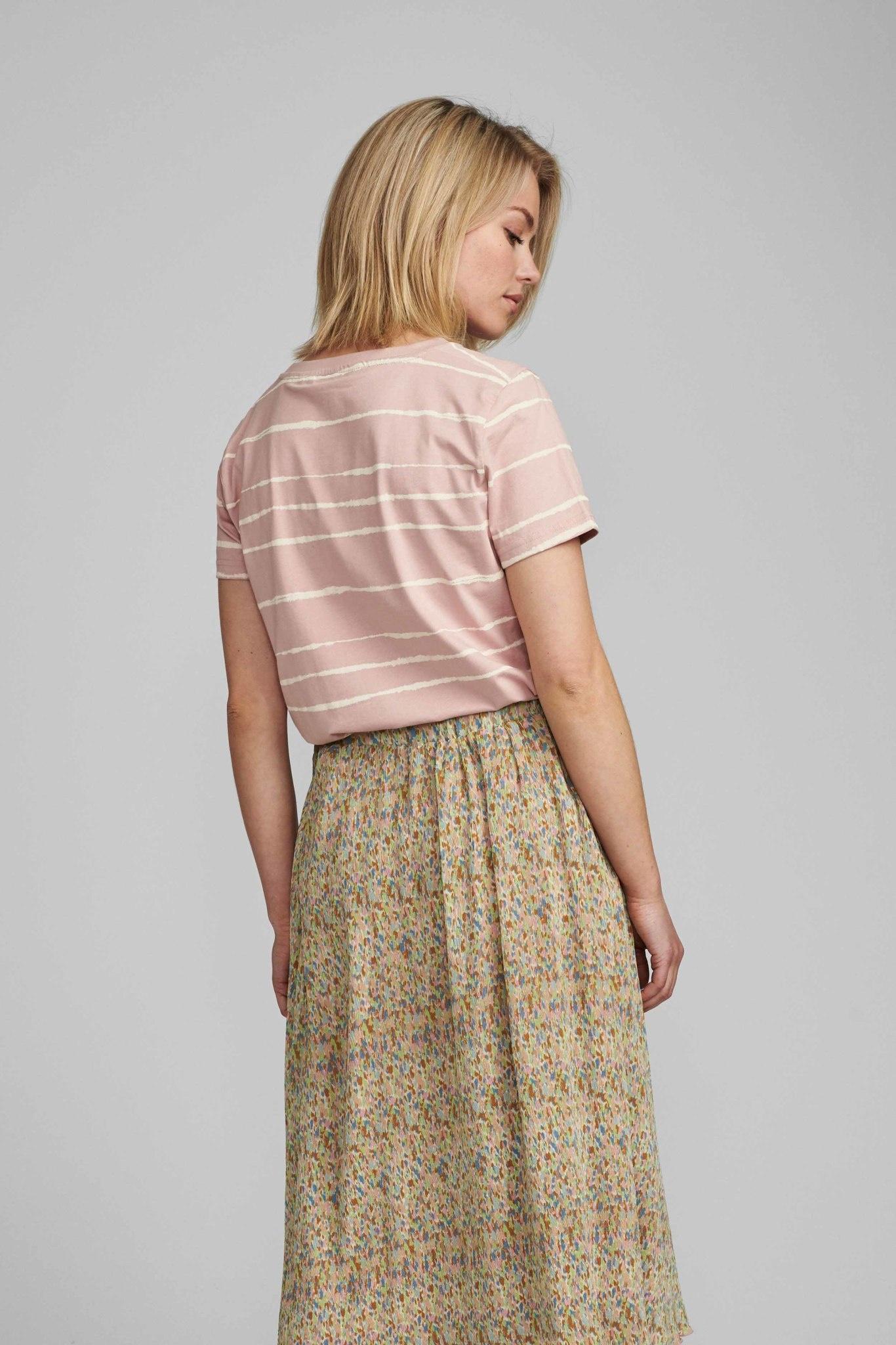 Nümph Bryce T-shirt - Roze