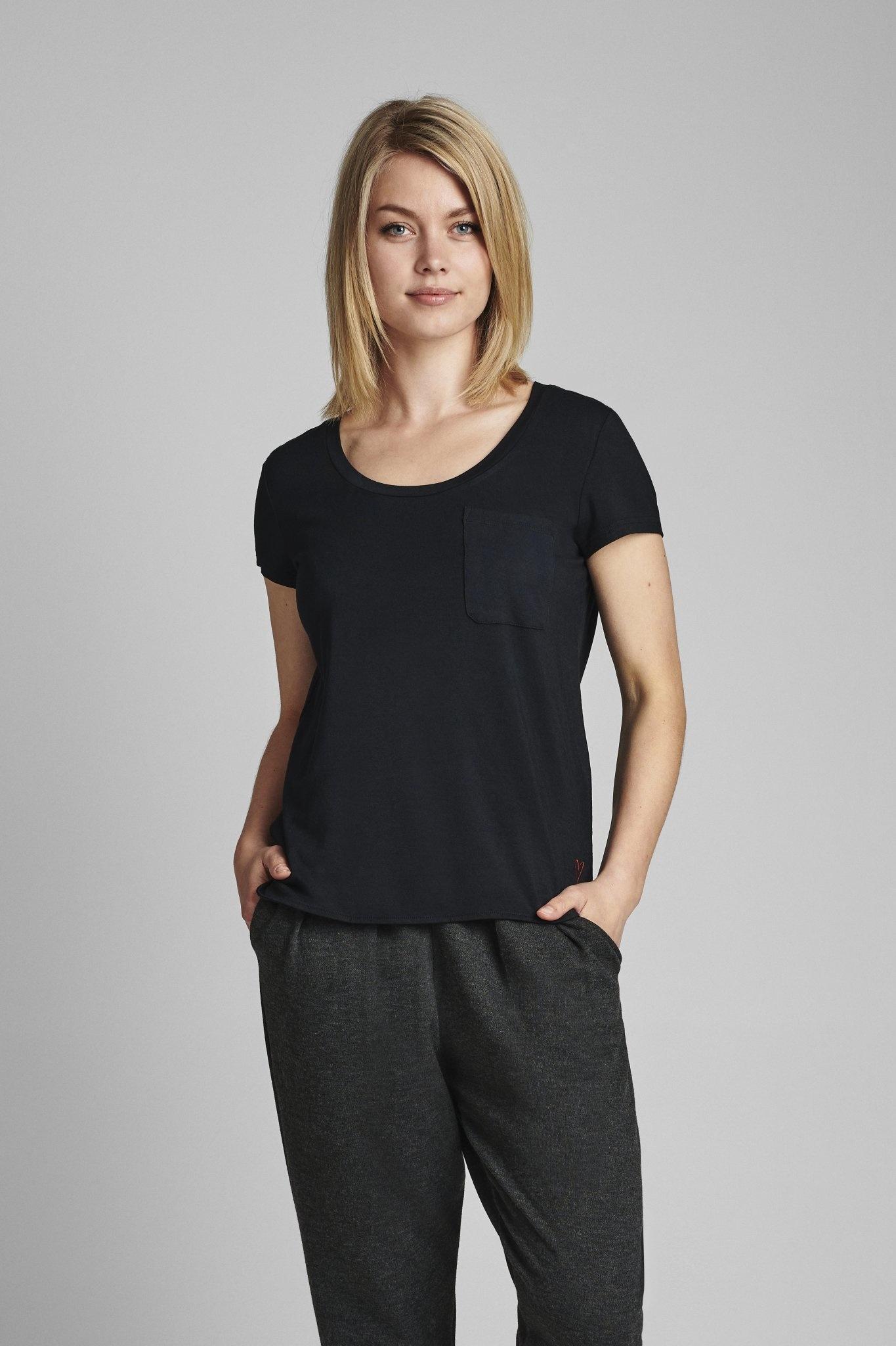 Nümph Bowie T-shirt - NOOS zwart