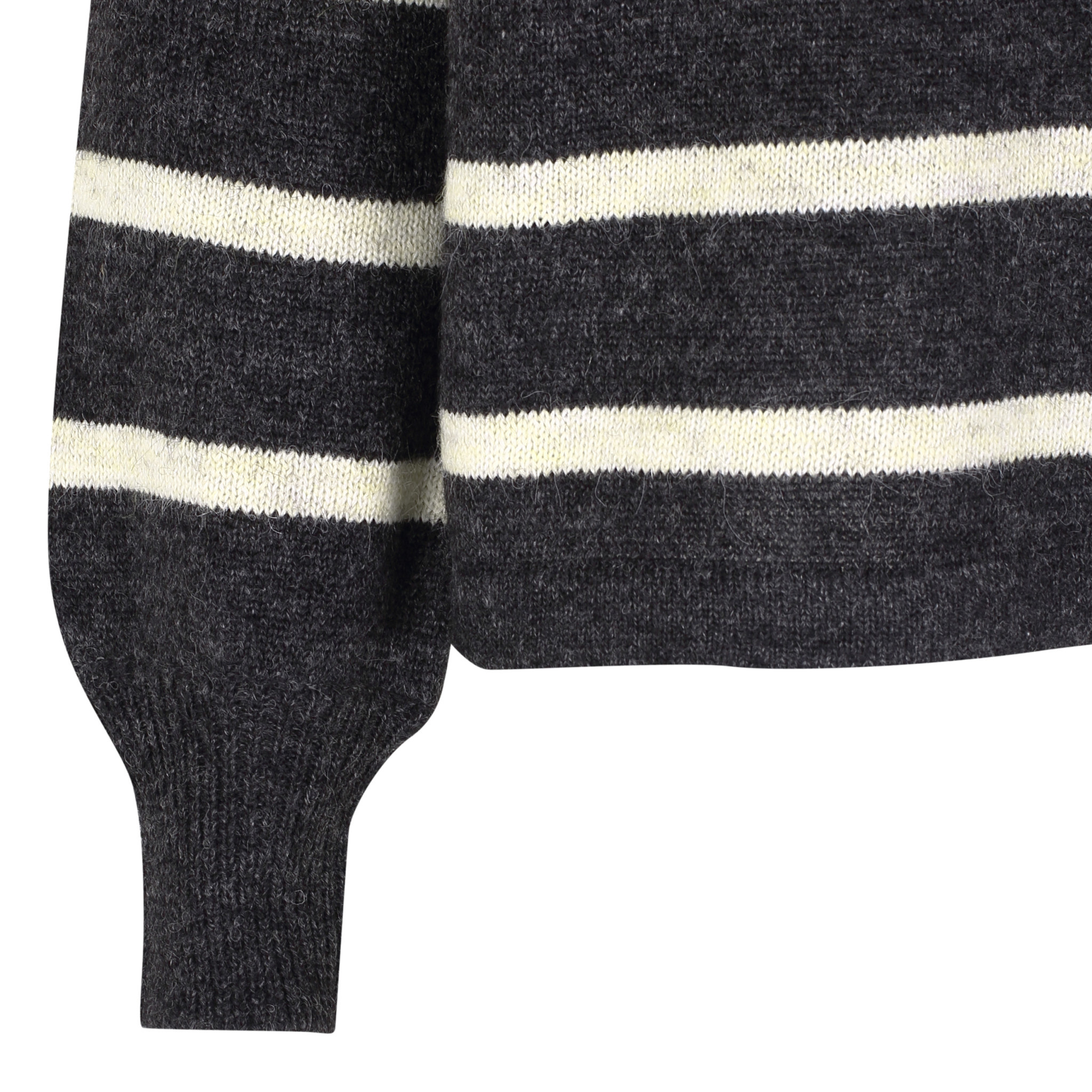 Soft Rebels Patia T-neck Knit - Zwart