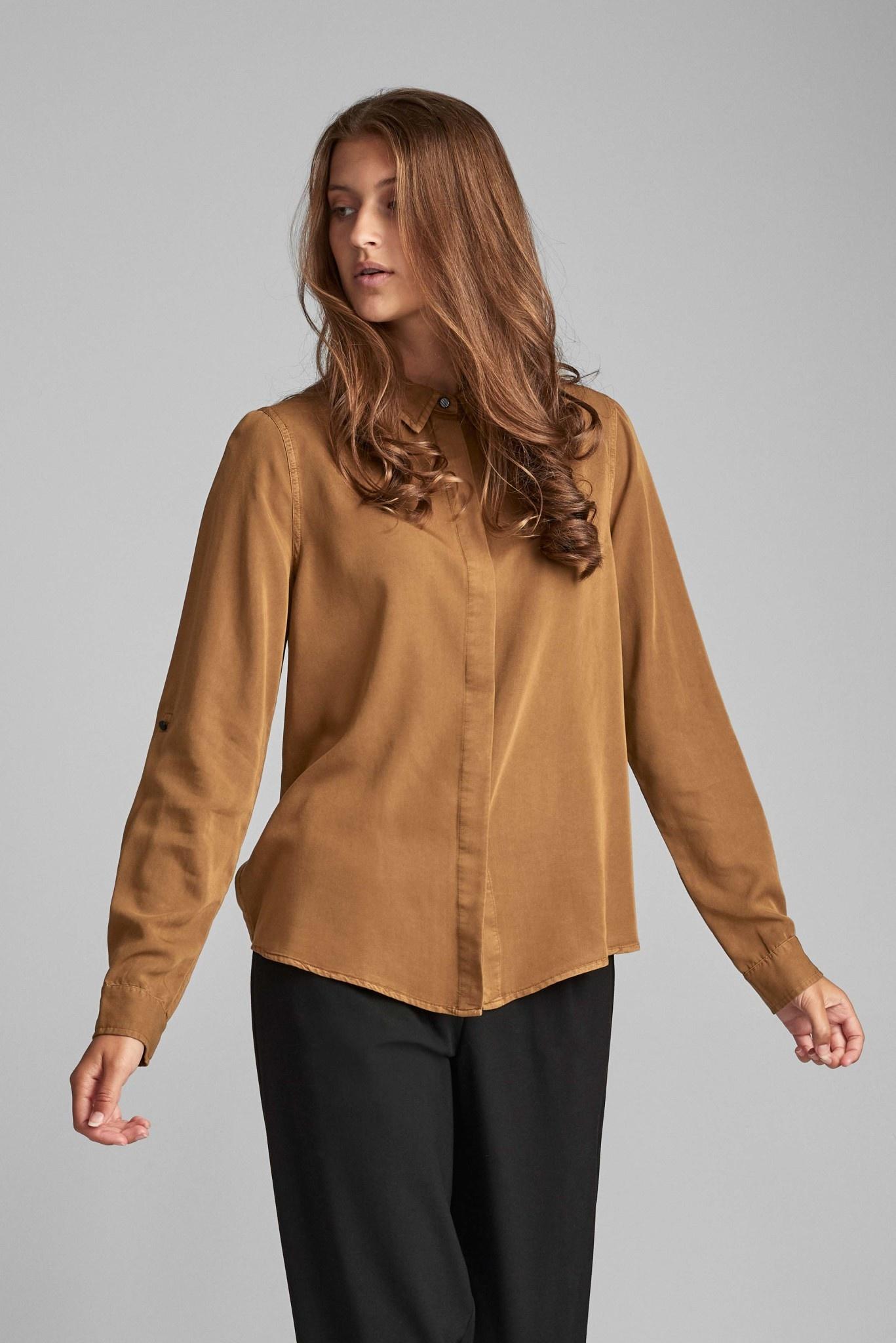 Nümph Bethoc Shirt - Beige
