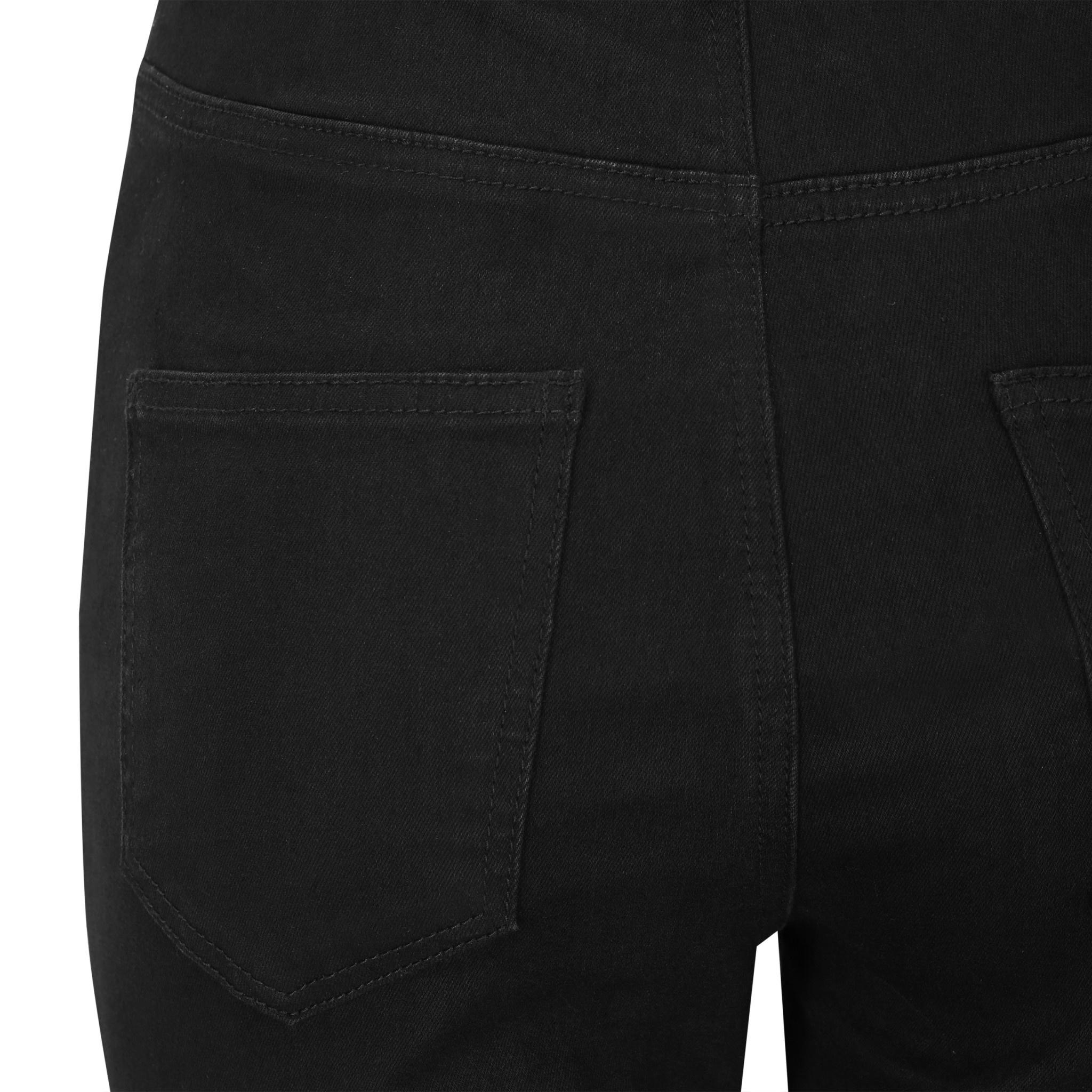 Soft Rebels Highwaist Slim Jeans - Black - 804