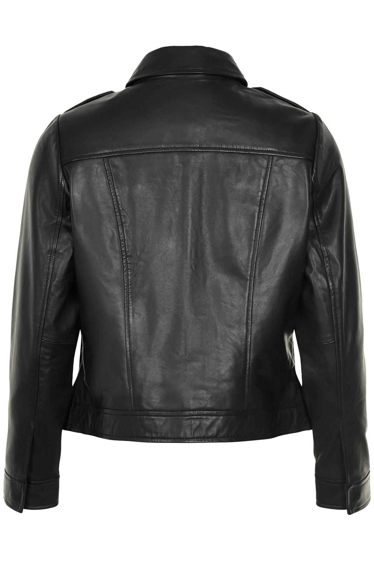 Nümph Lauretta Leather Jacket