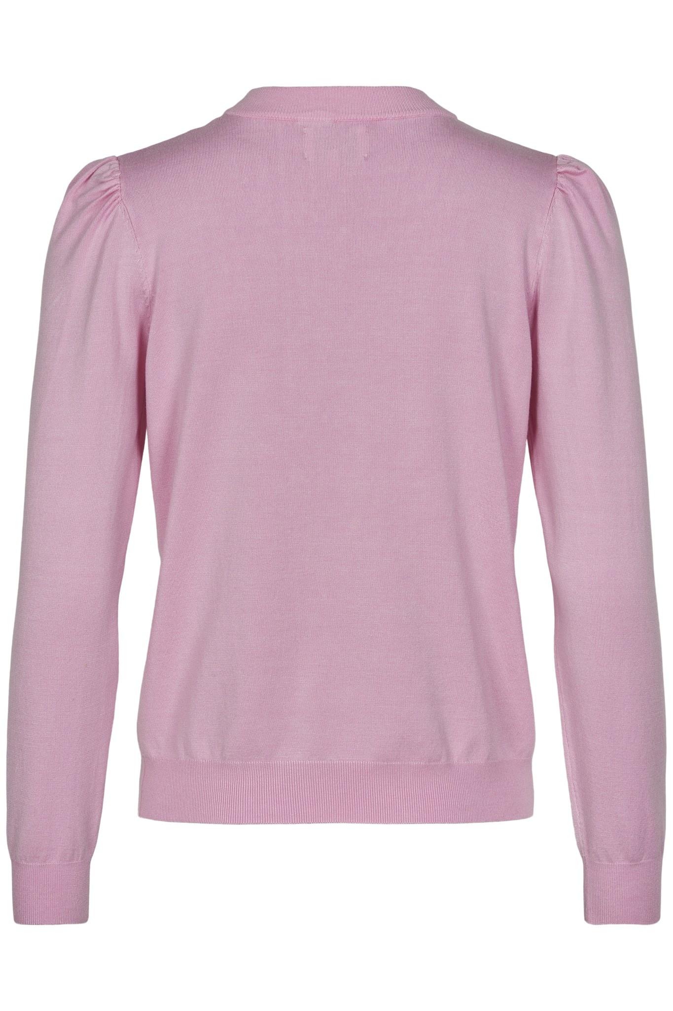 Nümph Baojin pullover - Roze