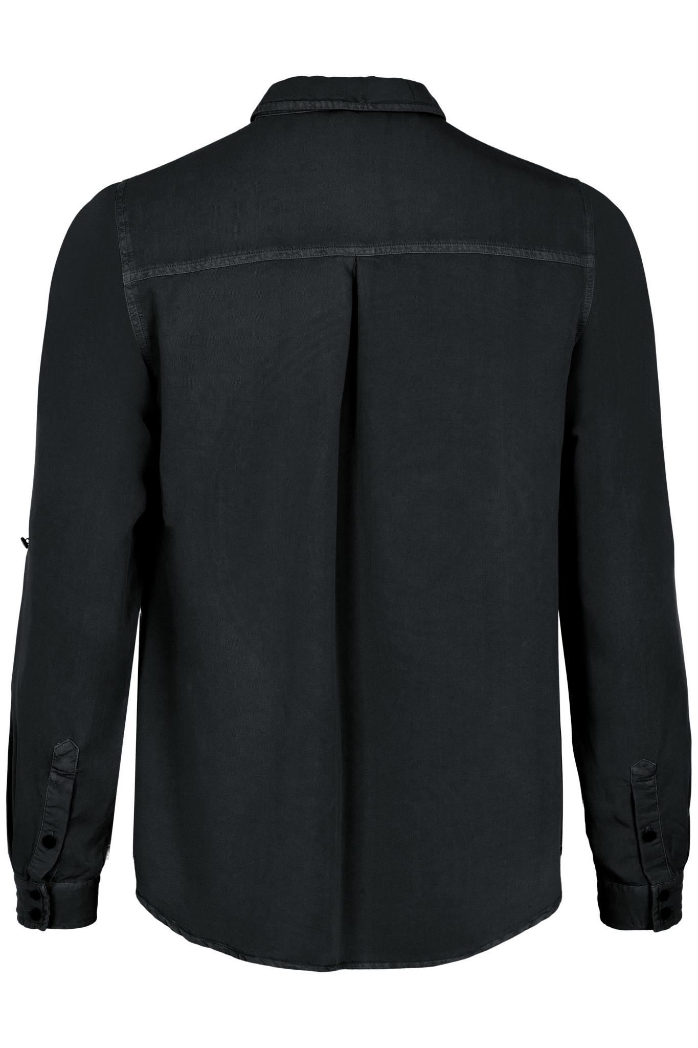 Nümph Bethoc Shirt - Zwart